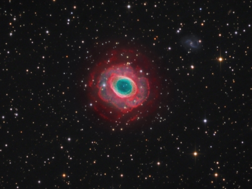 Image of the Ring Nebula (M57)