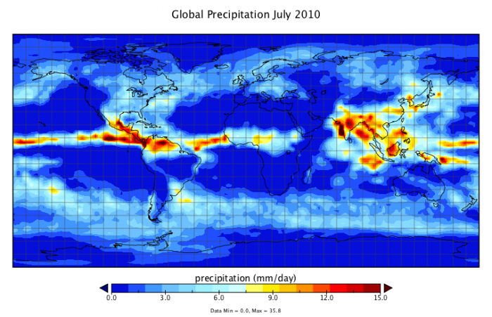 Precipitation World Map.Precipitation Earth 103 Earth In The Future