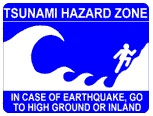 tsunami hazard icon