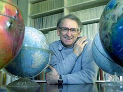 Dan McKenzie | Earth 520: Plate Tectonics and People