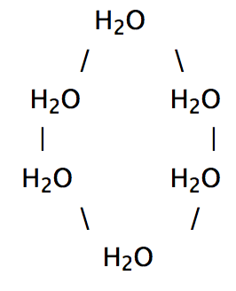 H20 structure