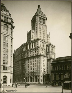 The Standard Oil Building in NYC