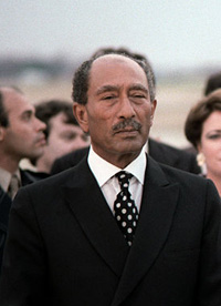 impact of sadat On 6 october 1981, the month after the crackdown, sadat was assassinated during the annual victory parade in cairo a fatwā approving the assassination had b.