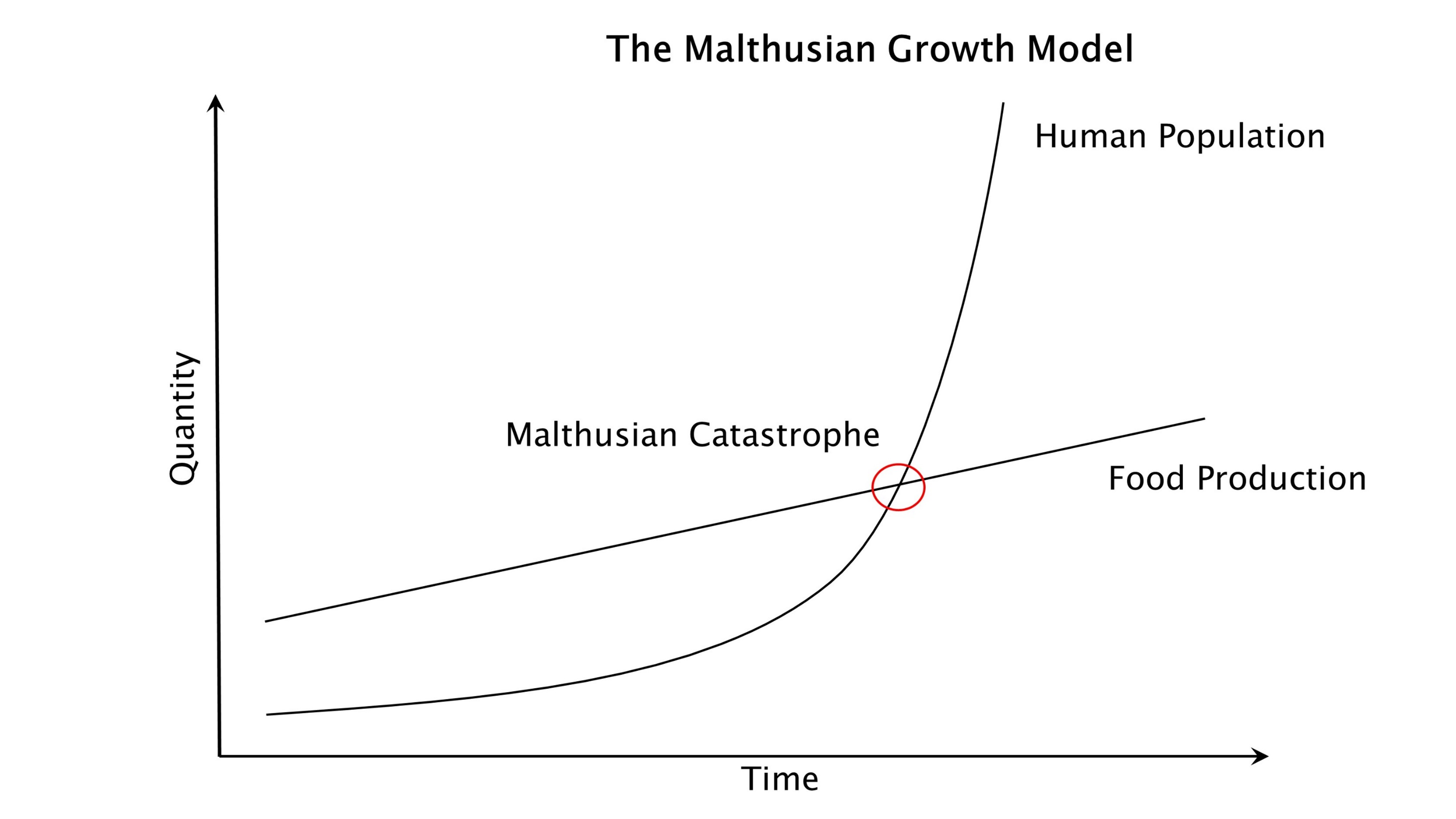malthuss essay on human population growth Free essays malthus and boserup population theory malthus and boserup the world population is the total his theory is that the growth of human populations.