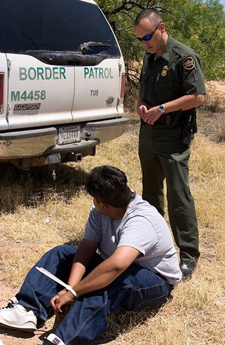 drugs trafficking in the us mexico border essay United nations office on drugs and crime  mexico, central america and the caribbean  of the cocaine entering the country crosses the us/mexico land border,.