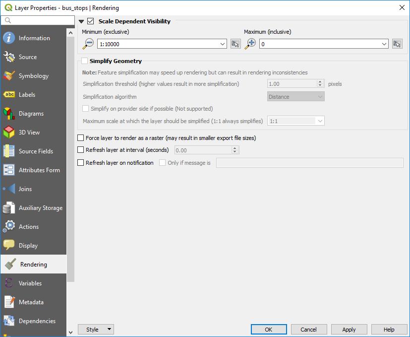 Walkthrough: Installing and exploring QGIS | GEOG 585: Web