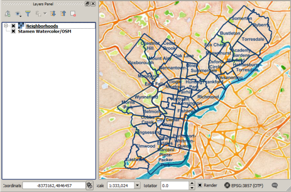 Walkthrough: Serving and styling a WMS with GeoServer | GEOG