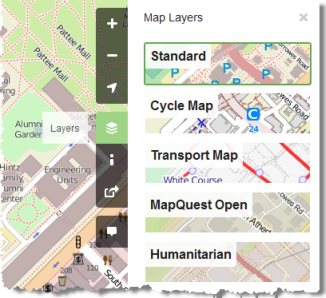 Screen Capture: Renderings available on OpenStreetMap.org