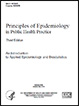Book cover - Principles of Epidemiology in Public Health Practice