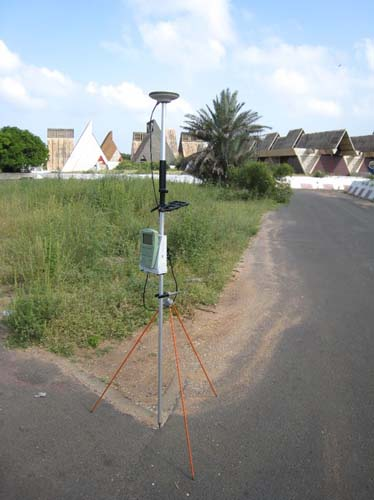 A GPS Receiver in Senegal