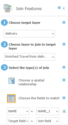 Performing an attribute join in ArcGIS Online