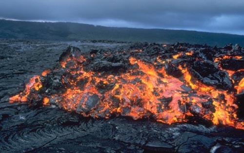 Basaltic Lava Basalt Lava Flows