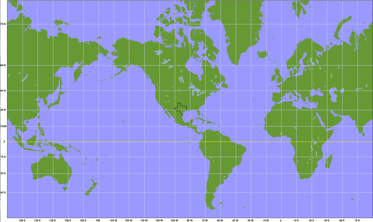 mercator projections Every map starts with the same lie: the earth is flat the globe isn't a portable, affordable, or even satisfying way to look at the world.