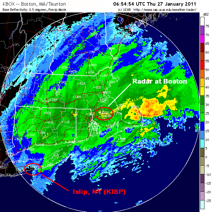 Interpreting Radar Images   METEO 3: Introductory Meteorology